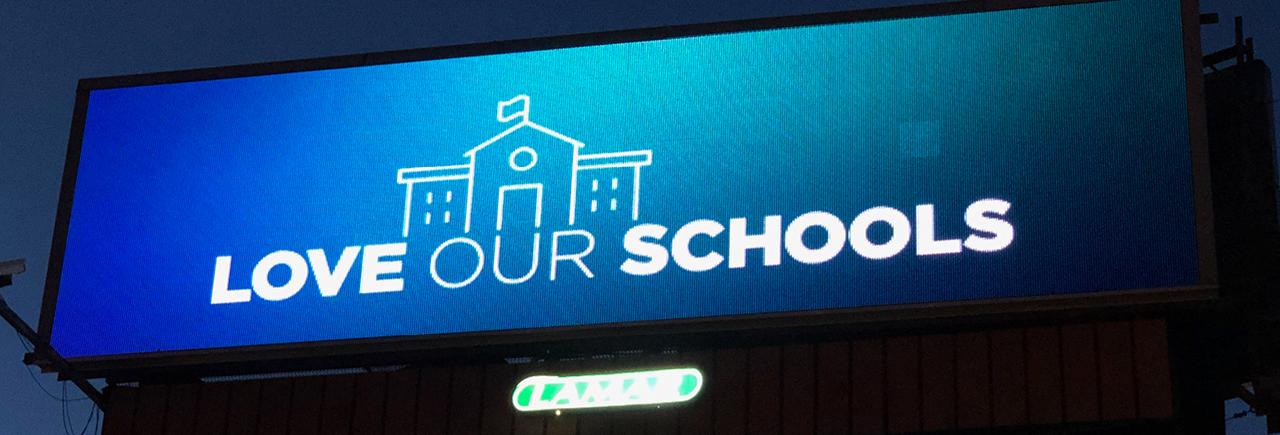 "Love Acadiana & William C. Schumacher Family Foundation Announce Parish-Wide Educational Initiative ""Love Our Schools"""