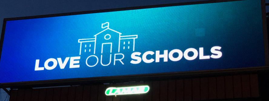 "Love Acadiana & William C. Schumacher Family Foundation Announce Parish-Wide Educational Initiative ""Love Our Schools"""